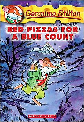 Geronimo Stilton #07 : Red Pizzas for a Blue Count