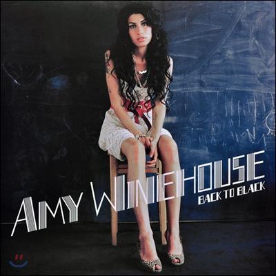 Amy Winehouse (에이미 와인하우스) - Back To Black [LP]