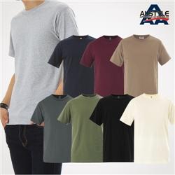 [AAA] 트리플 에이 어덜트 반팔 티셔츠 16종 택1_의류/상의/라운드티셔츠