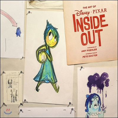 [특가도서] The Art of Inside Out