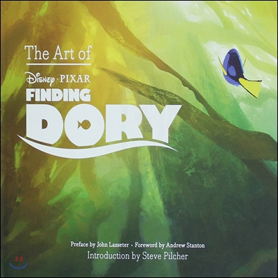 [특가도서] The Art of Finding Dory