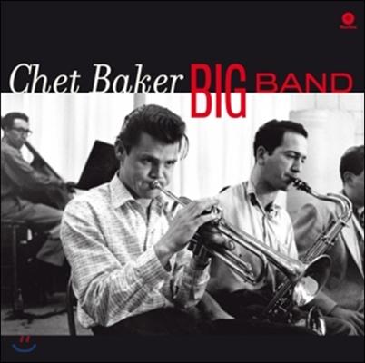 Chet Baker (쳇 베이커) - Big Band (빅 밴드) [LP]
