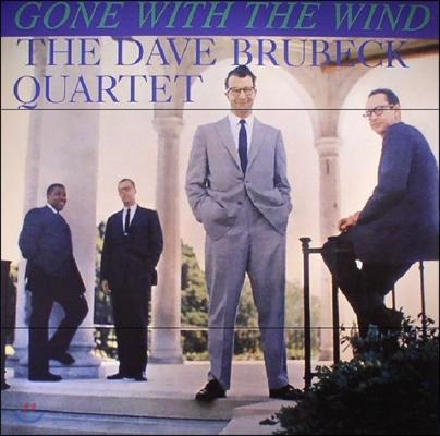 Dave Brubeck Quartet (데이브 브루벡 쿼텟) - Gone With The Wind [LP]