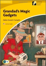 Cambridge Discovery Readers Level 2 : Grandad's Magic Gadgets