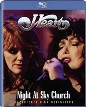 Heart - Night At Sky Church