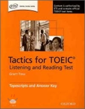 ETS Tactics for TOEIC Listening and Reading : Script & Answer Key