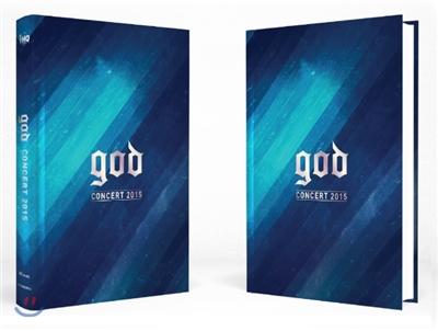 god (지오디) - 콘서트 2015 포토북