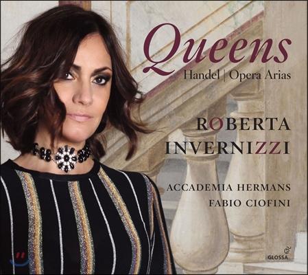 Roberta Invernizzi 여왕들 - 로베르타 인베르니치 헨델 오페라 아리아 (Queens - Handel: Opera Arias)