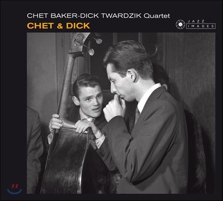 Chet Baker & Dick Twardzik Quartet (쳇 베이커 & 딕 트와르직 쿼텟) - Chet & Dick