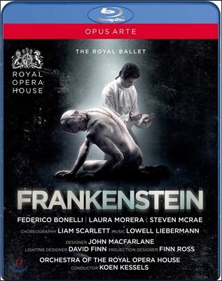 The Royal Ballet 로웰 리버만: 프랑켄슈타인 (Lowell Liebermann: Frankenstein) 로열 발레단과 오페라 하우스 오케스트라