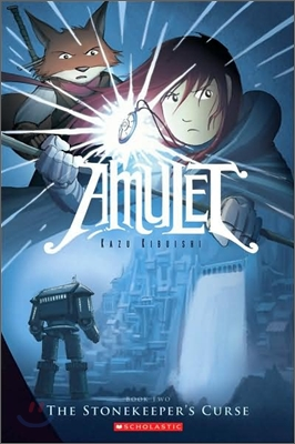 AMULET #2 : The Stonekeeper's Curse