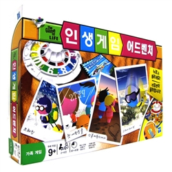 [�ڸ��ƺ��������] �λ���� ��庥ó The Game of Life Adventure