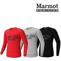 [마모트] 공용 라운드 티셔츠