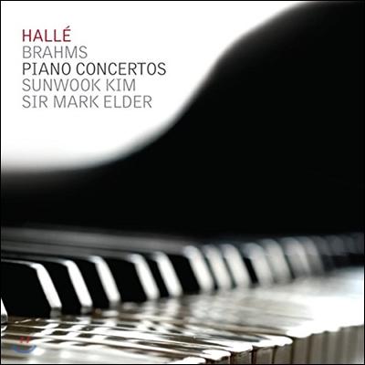 김선욱 / Mark Elder 브람스: 피아노 협주곡 1번, 2번 (Brahms: Piano Concertos Op.15, Op.83) 할레 오케스트라, 마크 엘더 경
