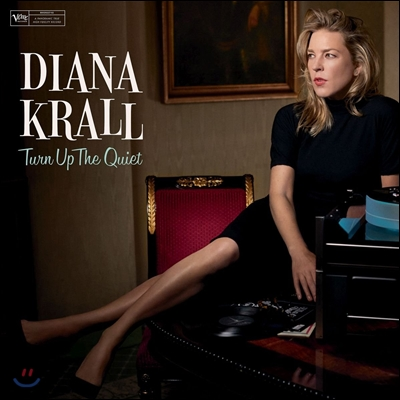 Diana Krall (다이애나 크롤) - Turn Up The Quiet [2LP]