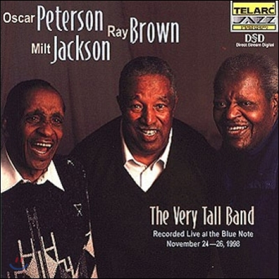 Oscar Peterson, Ray Brown, Milt Jackson (오스카 피터슨, 레이 브라운, 밀트 잭슨) - The Very Tall Band