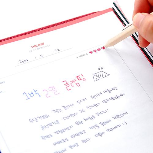 제이로그 커플다이어리(커플포토앨범)-쉬크로그그레이