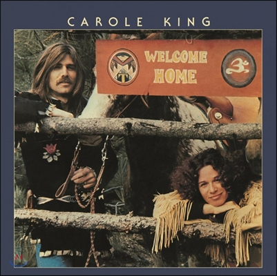 Carole King (캐롤 킹) - Welcome Home [LP]
