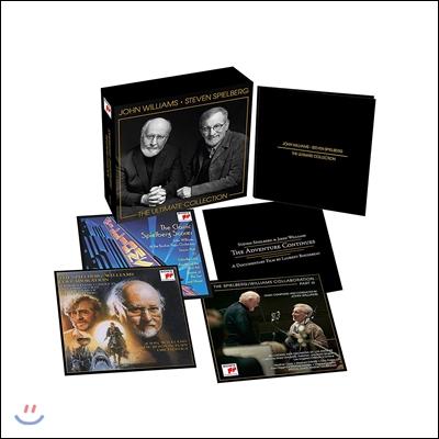 스티븐 스필버그 - 존 윌리암스 영화음악 모음집 (John Williams X Steven Spielberg - The Ultimate Collection)