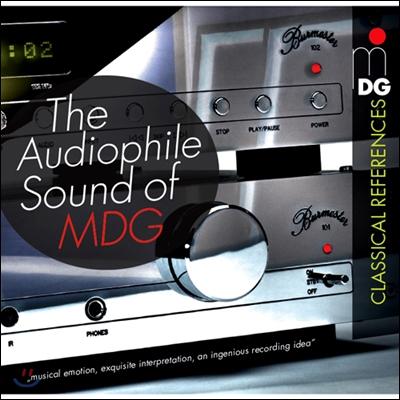 MDG 레이블 샘플러 1집 - 베스트 녹음 모음집 (The Audiophile Sound of MDG Vol.1) [2LP]
