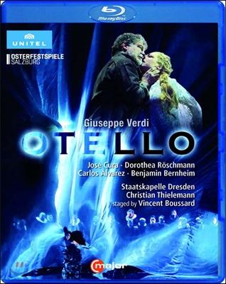 Jose Cura / Christian Thielemann 베르디: 오텔로 (Verdi: Otello) 호세 쿠라, 슈타츠카펠레 드레스덴, 크리스티안 틸레만