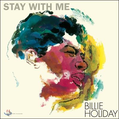 Billie Holiday (빌리 홀리데이) - Stay With Me [LP]