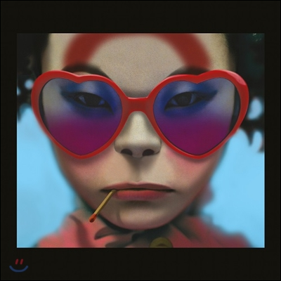 Gorillaz (고릴라즈) - Humanz [180g 2LP / Casebound Book Limited Edition]