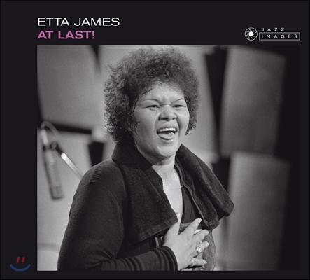 Etta James (에타 제임스) - At Last