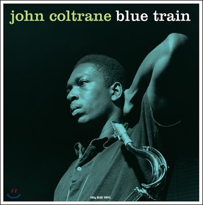John Coltrane (존 콜트레인) - Blue Train [블루 컬러 LP]