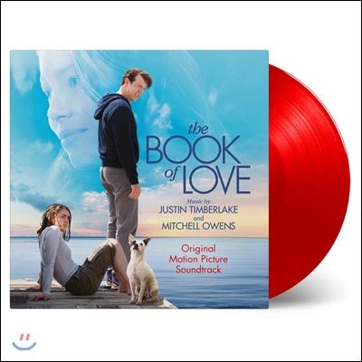북 오브 러브 영화음악 (The Book Of Love - OST by Justin Timberlake & Mitchell Owens 저스틴 팀버레이크, 미첼 오웬스) [레드 컬러 디스크 2LP]