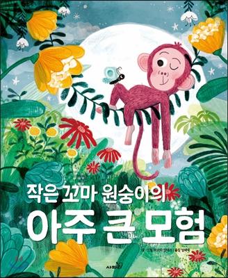 작은 꼬마 원숭이의 아주 큰 모험