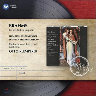 Elisabeth Schwarzkopf / Otto Klemperer 브람스: 독일 레퀴엠 (Brahms: Ein Deutsche Requiem) 엘리자베스 슈바르츠코프, 오토 클렘페레