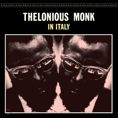 Thelonious Monk (텔로니어스 몽크) - In Italy (1961년 이탈리아 밀란 라이브) [LP]
