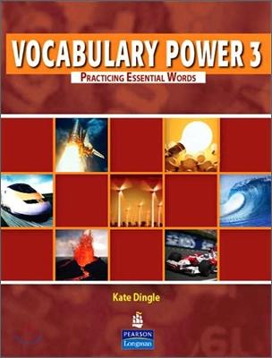 Vocabulary Power 3 : Student Book