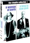찰리 채플린 - 뉴욕의 왕 / 파리의 여인 (2disc)