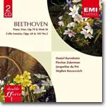 Beethoven : Piano Trios op.70ㆍCello Sonatas : BarenboimㆍZukermanㆍDu PreㆍKovacevich