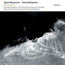 Tigran Mansurian : Monodia : Kim Kashkashian
