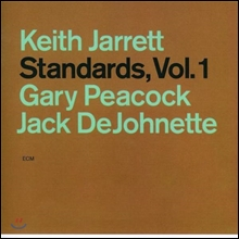 Keith Jarrett Trio - Standards, Vol.1 키스 자렛 트리오 스탠다드 1집 [UHQ-CD Limited Edition]