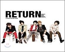 FT 아일랜드 (FTISLAND) - 3rd 미니앨범 : Return