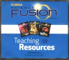 Science Fusion 6~8 : Teaching Resources DVD