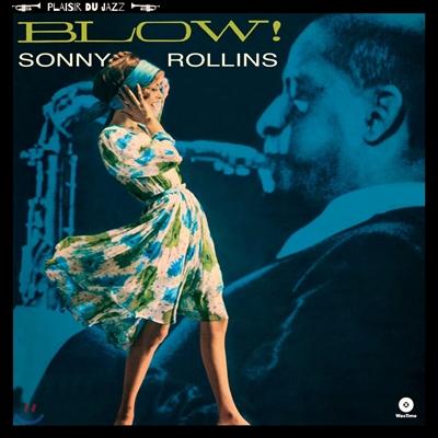 Sonny Rollins (소니 롤린스) - Blow! [LP]