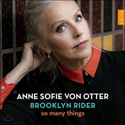Anne Sofie von Otter - So Many Things 안네 소피 폰 오터