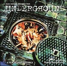 에밀 쿠스트리차의 '언더그라운드' 영화음악 (Emir Kusturica 'Underground' OST - Music by Goran Bregovic 고란 브레고비치)