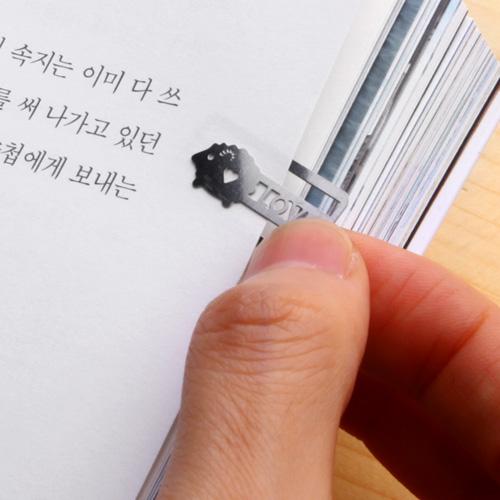 북라인마커 지함타입 북마크 책갈피