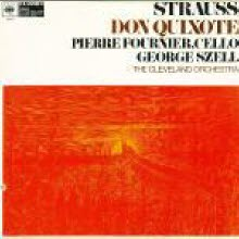 [LP] George Szell - R.Strauss : Don Quixote (����/61110)