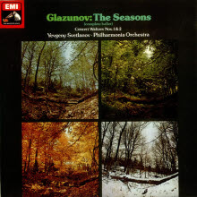 [LP] Yevgeny Svetlanov - Glazunov : The Seasons (����/asd3601)