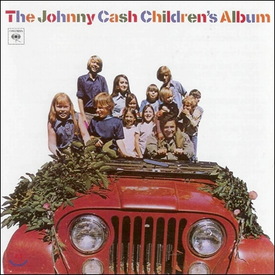 Johnny Cash (조니 캐쉬) - The Johnny Cash Children's Album [LP]