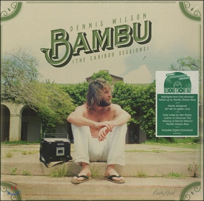 Dennis Wilson (데니스 윌슨) - Bambu: The Caribou Sessions [2LP]