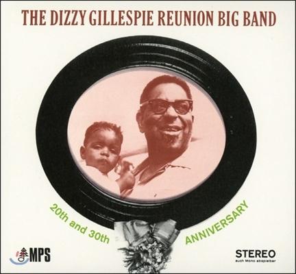 The Dizzy Gillespie Reunion Big Band (디지 길레스피 리유니온 빅 밴드) - 20th and 30th Anniversary (20 & 30주년 기념 앨범) [LP]