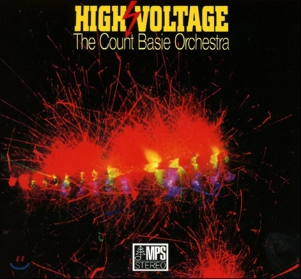 The Count Basie Orchestra (카운트 베이시 오케스트라) - High Voltage